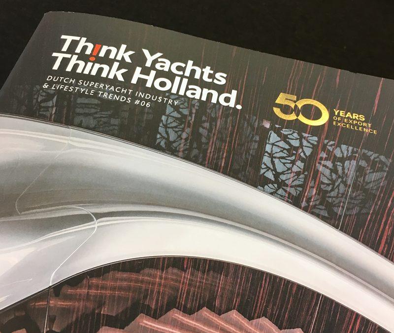 Nieuwe editie Think Yachts Think Holland